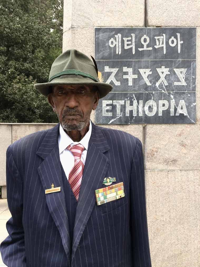 Korean war, korean war 70th anniversary, Ethiopia, United Nations, Ethiopia in Korean war, world news, Korea news, Indian Express
