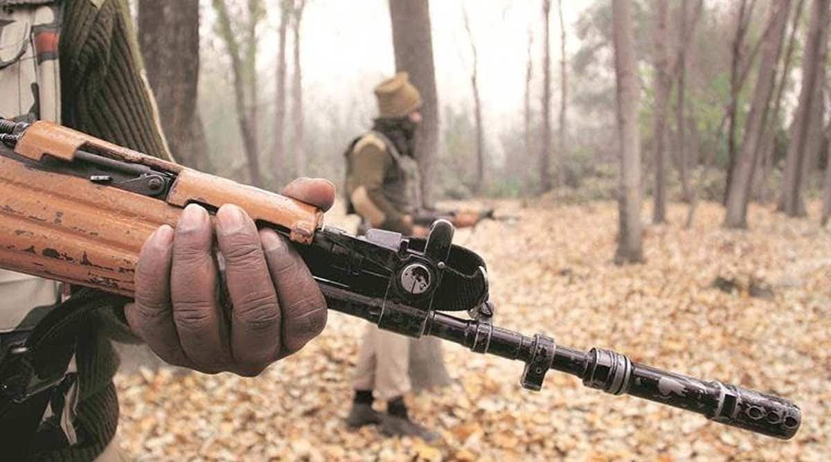 caf, chhattisgarh armed force, chhattisgarh, chhattisgarh naxal, anti-naxal operation, bijapur, drg, crpf, ritesh patel, gangaloor