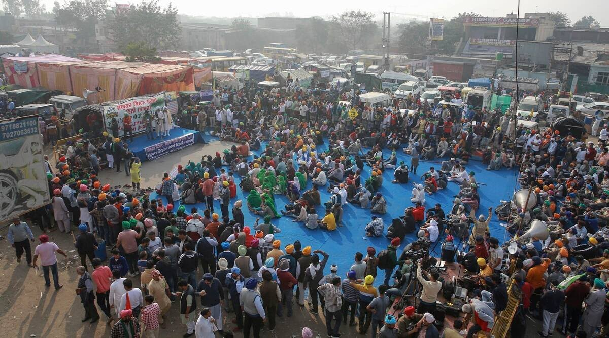 Farmers protests highlights- Delhi-Jaipur road blockade likely tomorrow despite PMs assurance hunger strike from Dec 14
