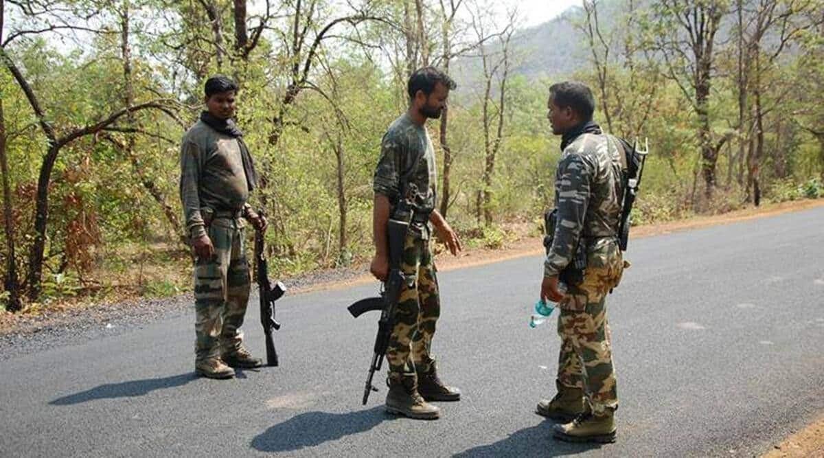 Maoists Covid-19, Maoist operatives test Covid-positive, Chhattisgarh maoists, Chhattisgarh news, India news, Indian express