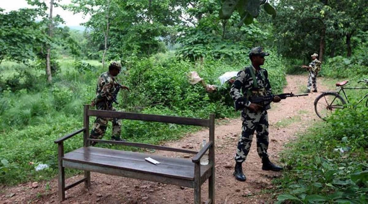 Chhattisgarh Woman Naxal killed in encounter
